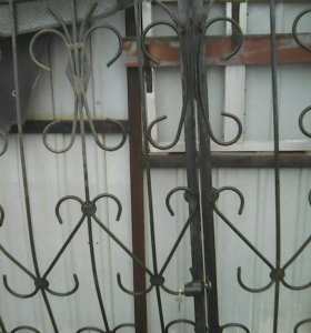 Решётки на окна 2 шт