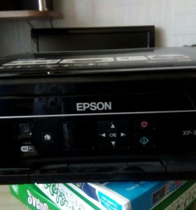 МФУ Epson XP-306+снпч