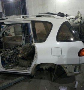 Запчасти на Тойота Ипсум 1996-01