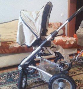 Детская коляска Mutsy Sports Baby Team 01 2 в 1
