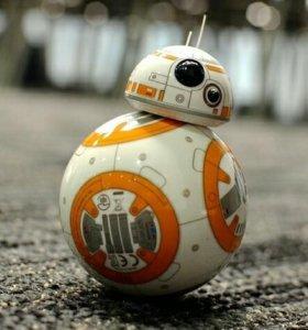Робот Звёздые войны BB-8 Planet Boy