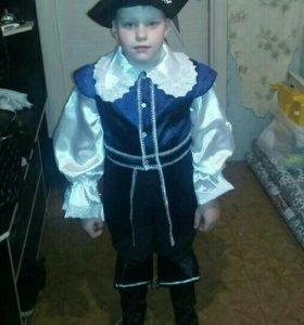 Новогодний костюм пират-Корсар