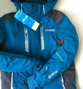 Горнолыжный костюм Columbia, куртка+штаны, р 44-46