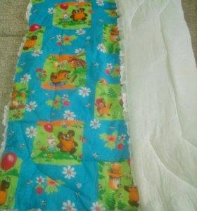 Одеялко 100*100