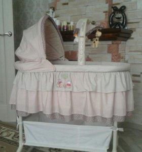 Кроватка - Колыбель для малыша