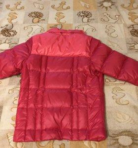 Куртка-пуховик женская Nike (оригинал)