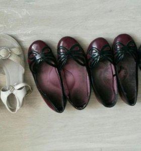 Туфли, босоножки р.31,33