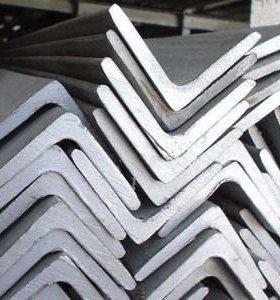 2 уголка стальных равнополочных (швеллер)