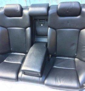 задний диван от Lexus gs430 или gs300 2007г