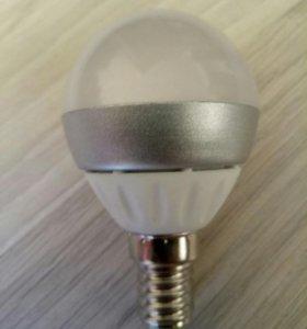 Лампа светодтодная 5шт