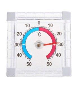 Термометр оконный биметалл. 181217