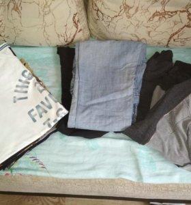 Вещи пакетом мужские