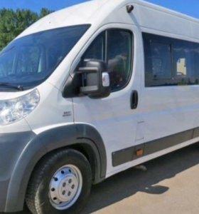 Заказ Автобуса, пассажирские перевозки (18 мест)