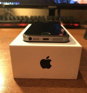 Iphone 5s 16gb iOS 8