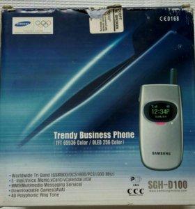 Комплектация для мобильного Samsung SGH-D100