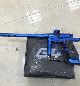 Маркер пейнтбольный G4 ENGINEERING