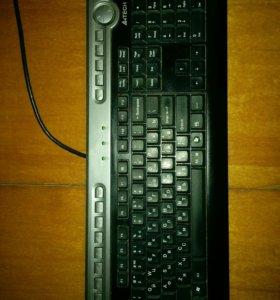 Набор: 2 клавиатуры, 2 безпроводных мышки