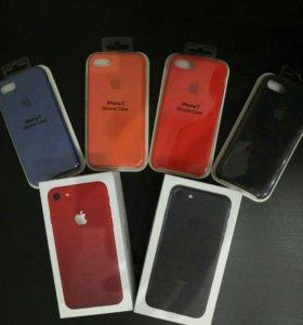 Apple iPhone 7 Как новый/Магазин/Гарантия