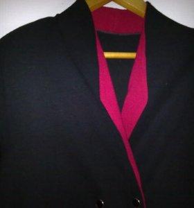 платье пальто р.46-48