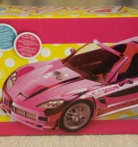 Машинка кабриолет радиоуправляемая  для Барби