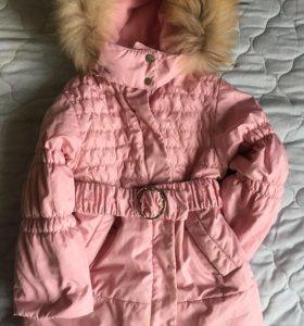 Костюм зимний для девочек