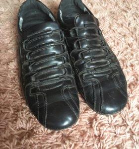 Обувь мужская. Размер 38,5 - 39