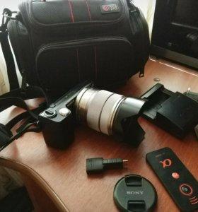 Фотоаппарат Sony NEX-5 (СРОЧНО)