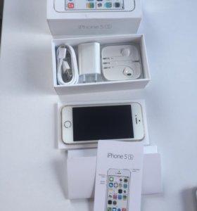 Айфон 5s 16 gold