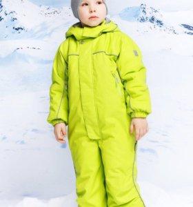 Новый зимний комбинезон Крокид 110-116 см