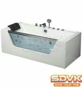 Джакузи (гидромассажная ванна)