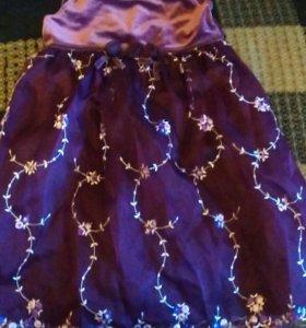 Нарядное платье р 98-115