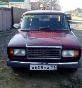 ВАЗ 2107 2006 год