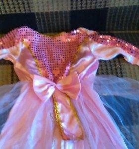 Новогоднее Платье принцесы)) р115