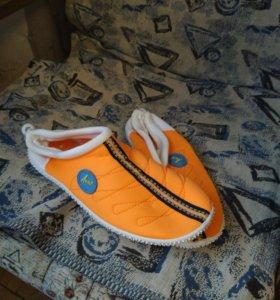 Обувь для купания в море