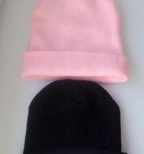 шапки новые