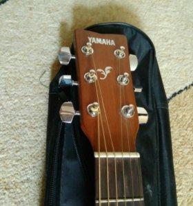 Гитара акустическая проф. Yamaha