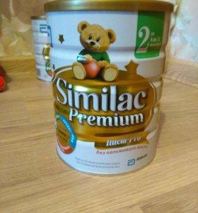 Молочная смесь Similac Premium 2 (6-12 мес)