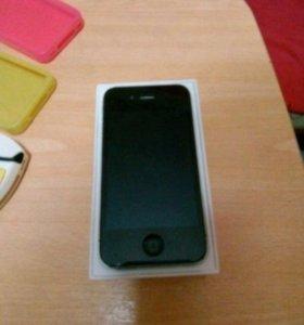 Продам / Обменяю iPhone 4S РСТ original +подарки