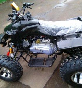 Квадроцикл объем двигателя 250см, Масл. Охла