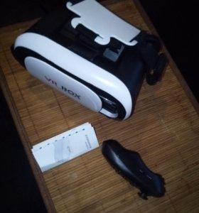 VR очки + VR джестик