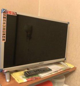 Телевизор Supra новый 22