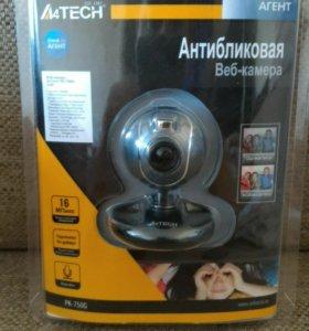 Веб-камера, антибликовая, новая