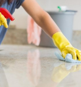 Услуги по уборке домов и квартир !