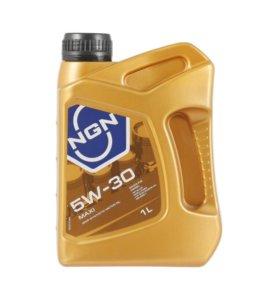 NGN Maxi 5W30 SL/CF, 4л Масло моторное