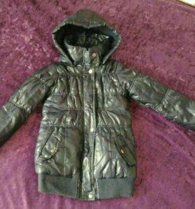 Зимняя куртка GJ, х.4-6л, 116см.
