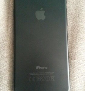 Apple iPhone 7 32 гб чёрный