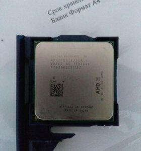 Процессор AMD Athlon II x2 270 AM3