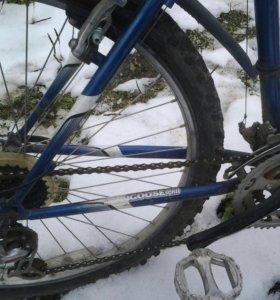 Велосипед Мангуст.скоростной.