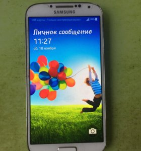 Samsung galaxy s4 16gb 9500
