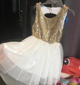 Праздничное платье!!!! Очень красивое!!!